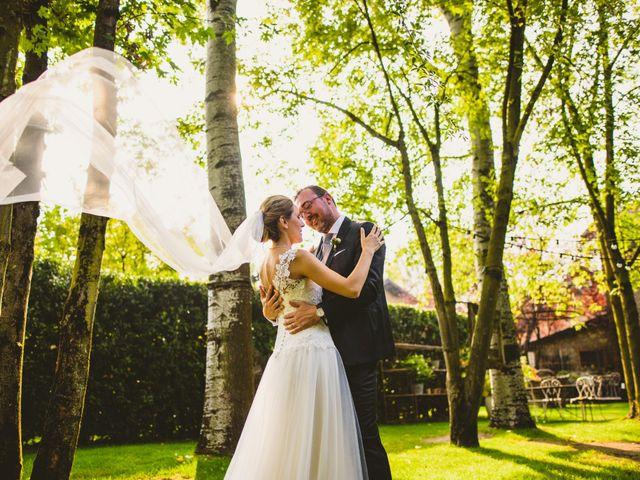 Il matrimonio di Massimo e Anna a Seregno, Monza e Brianza 109