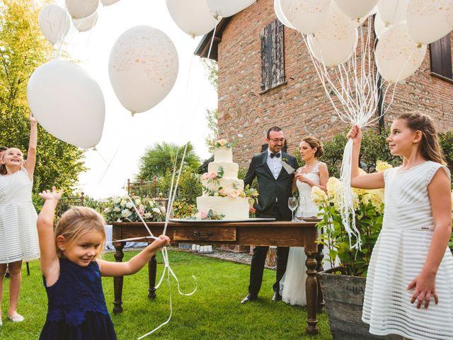 Il matrimonio di Massimo e Anna a Seregno, Monza e Brianza 136