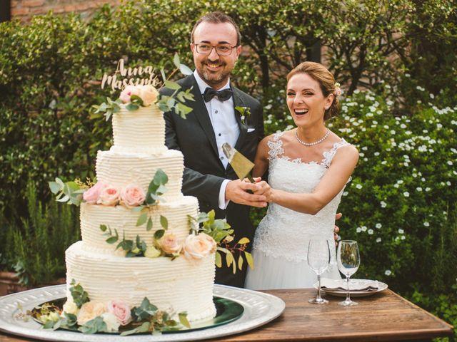 Il matrimonio di Massimo e Anna a Seregno, Monza e Brianza 138