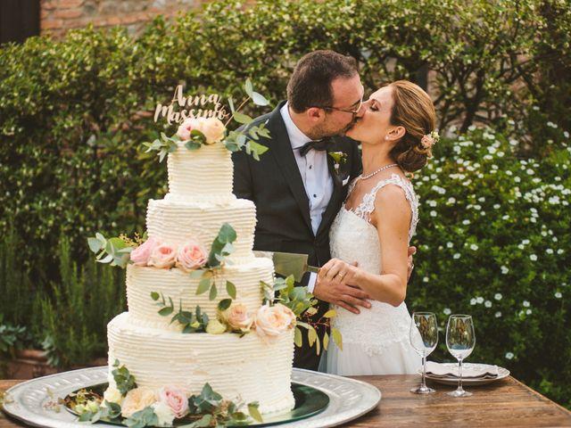 Il matrimonio di Massimo e Anna a Seregno, Monza e Brianza 139