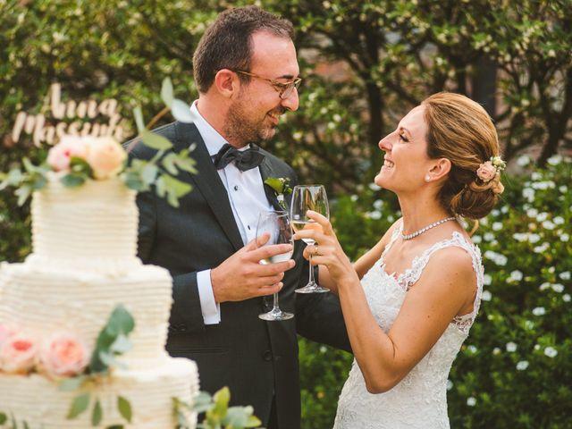 Il matrimonio di Massimo e Anna a Seregno, Monza e Brianza 141