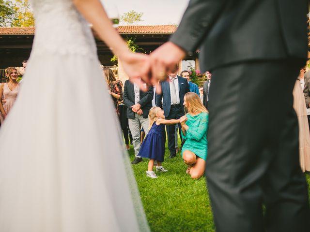 Il matrimonio di Massimo e Anna a Seregno, Monza e Brianza 142