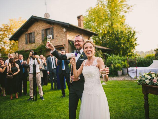 Il matrimonio di Massimo e Anna a Seregno, Monza e Brianza 143