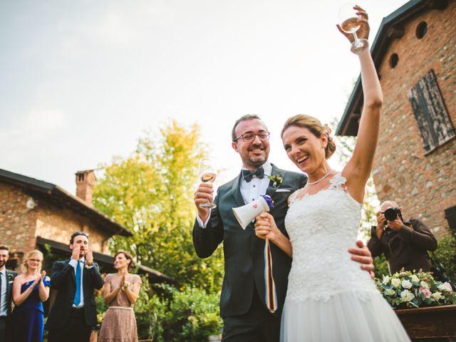 Il matrimonio di Massimo e Anna a Seregno, Monza e Brianza 144