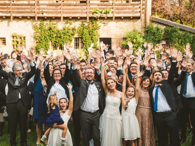 Il matrimonio di Massimo e Anna a Seregno, Monza e Brianza 171
