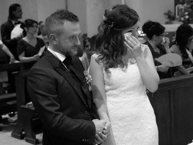 Il matrimonio di Francesco e Enza a Monfalcone, Gorizia 11