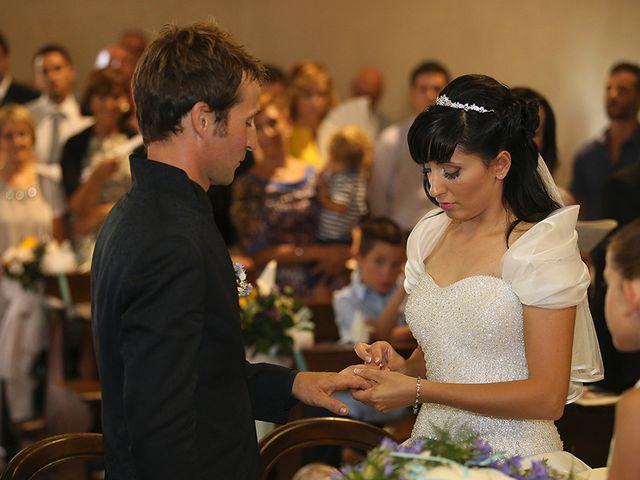 Il matrimonio di Andrea e Chiara a Varese, Varese 12