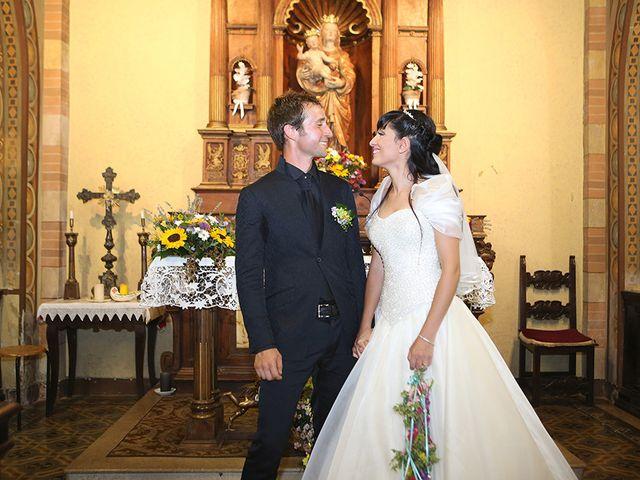 Il matrimonio di Andrea e Chiara a Varese, Varese 14