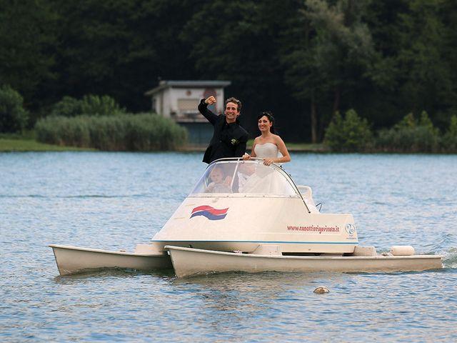 Il matrimonio di Andrea e Chiara a Varese, Varese 17