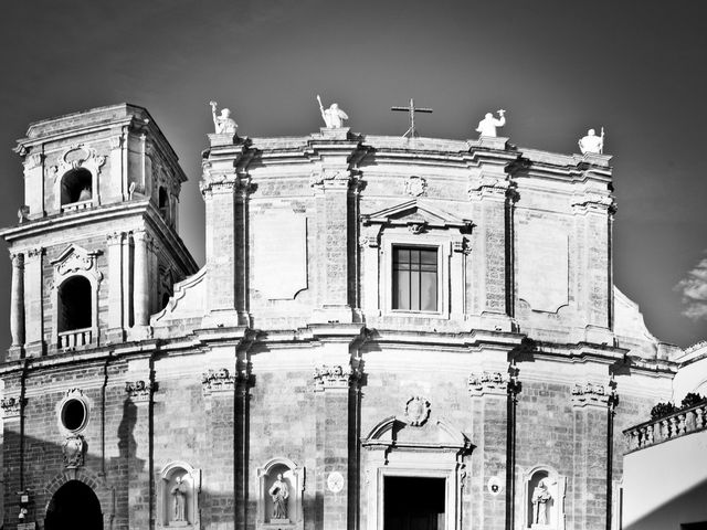 Il matrimonio di Rino e Viviana a Brindisi, Brindisi 3