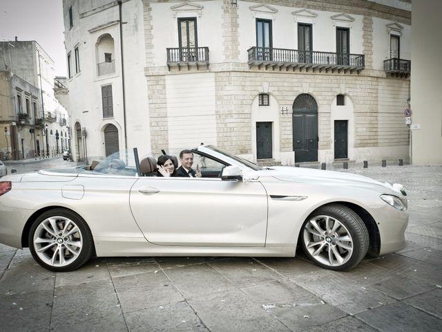 Il matrimonio di Rino e Viviana a Brindisi, Brindisi 11