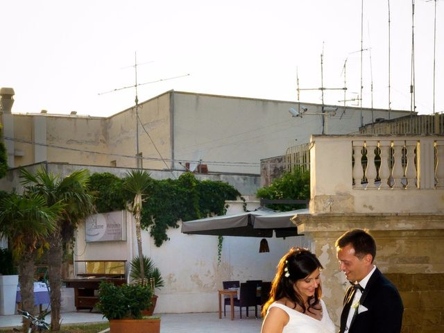 Il matrimonio di Rino e Viviana a Brindisi, Brindisi 12