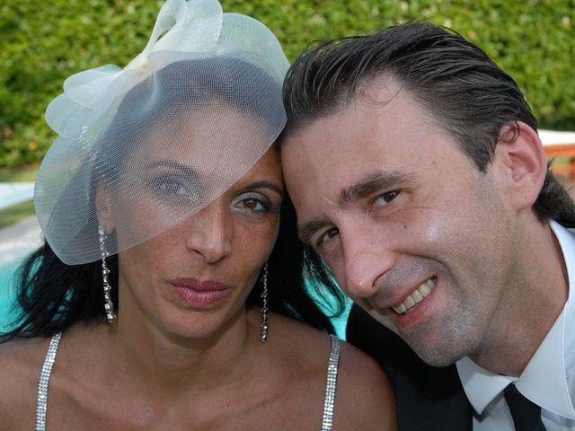 Le nozze di Barbara e Cristian