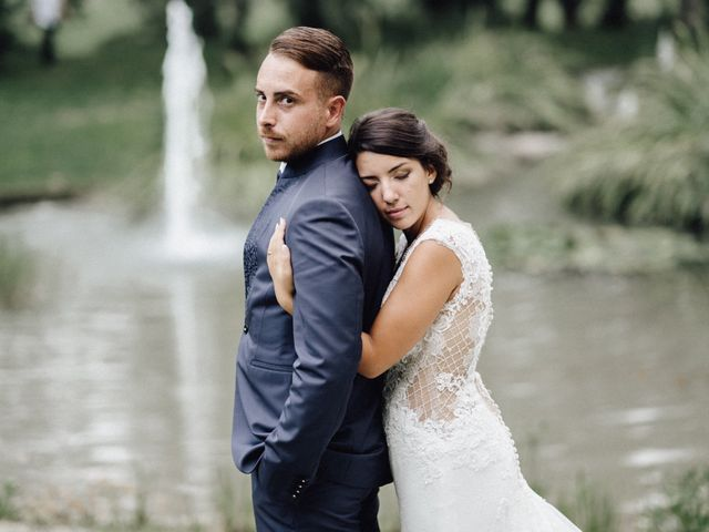 Le nozze di Tonia e Guglielmo