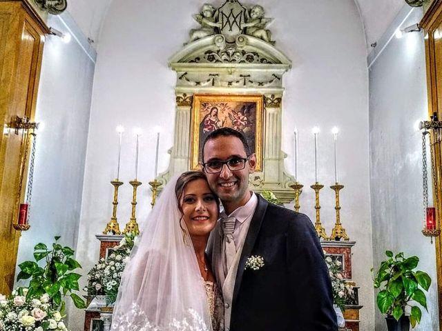 Le nozze di Fabrizio e Giusi