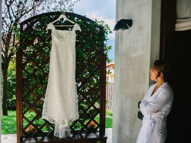Il matrimonio di Gianandrea e Cristina a Leffe, Bergamo 3