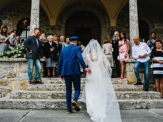 Il matrimonio di Gianandrea e Cristina a Leffe, Bergamo 5