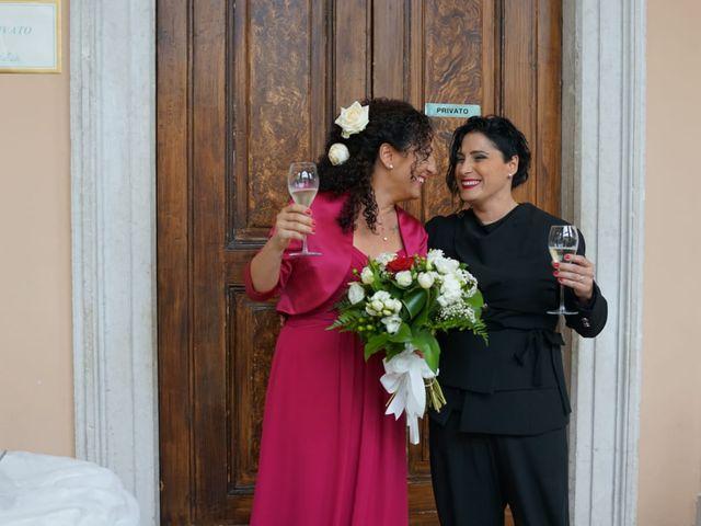 Il matrimonio di Teresa e Francesca a Rezzato, Brescia 2