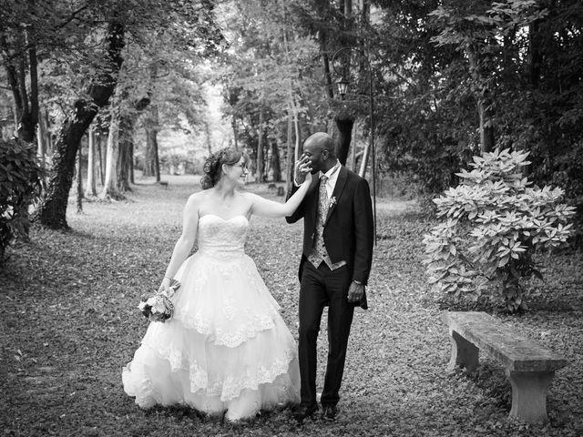 Le nozze di Marika e James
