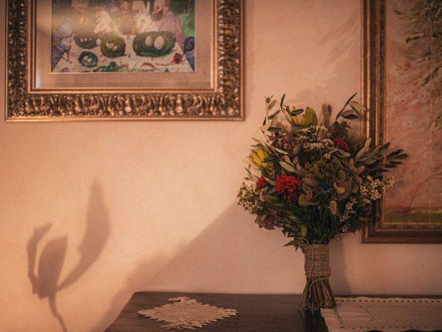 Il matrimonio di Agnese e Tommaso a Monteriggioni, Siena 19