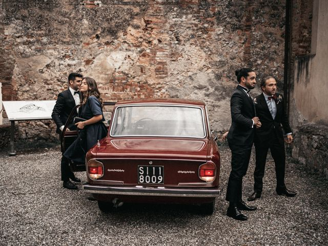 Il matrimonio di Agnese e Tommaso a Monteriggioni, Siena 50