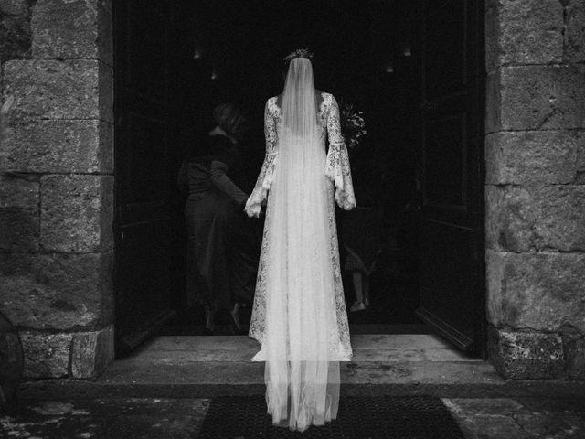 Il matrimonio di Agnese e Tommaso a Monteriggioni, Siena 54