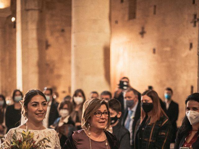 Il matrimonio di Agnese e Tommaso a Monteriggioni, Siena 56