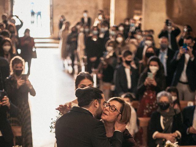 Il matrimonio di Agnese e Tommaso a Monteriggioni, Siena 57