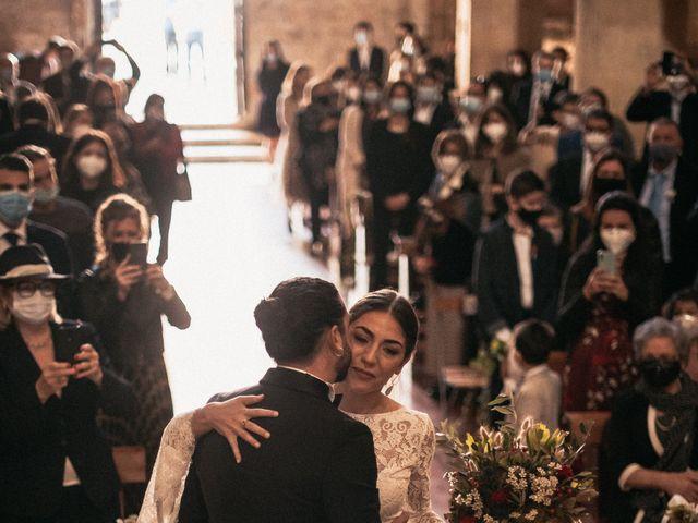 Il matrimonio di Agnese e Tommaso a Monteriggioni, Siena 58