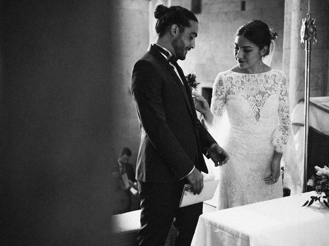 Il matrimonio di Agnese e Tommaso a Monteriggioni, Siena 62