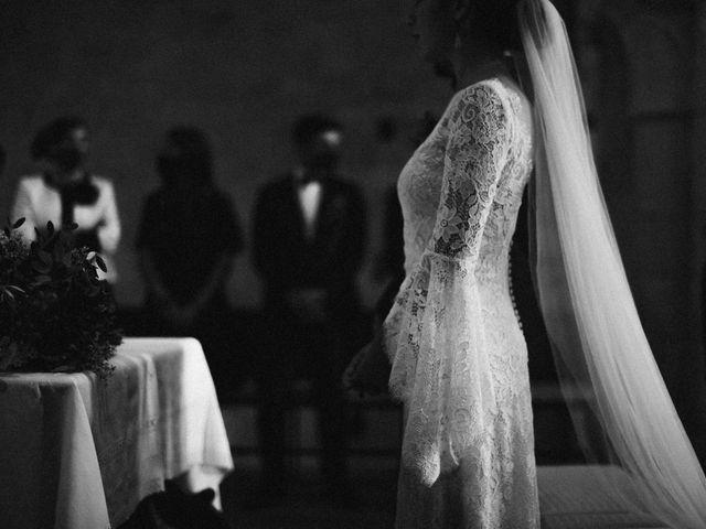 Il matrimonio di Agnese e Tommaso a Monteriggioni, Siena 64