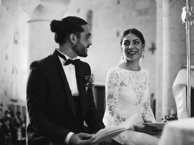 Il matrimonio di Agnese e Tommaso a Monteriggioni, Siena 67