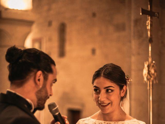 Il matrimonio di Agnese e Tommaso a Monteriggioni, Siena 73