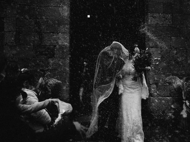 Il matrimonio di Agnese e Tommaso a Monteriggioni, Siena 75