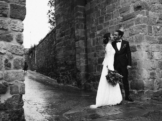 Il matrimonio di Agnese e Tommaso a Monteriggioni, Siena 77