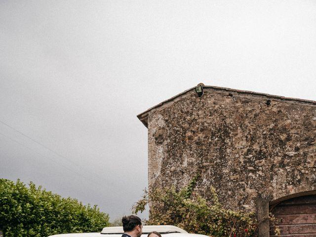 Il matrimonio di Agnese e Tommaso a Monteriggioni, Siena 83