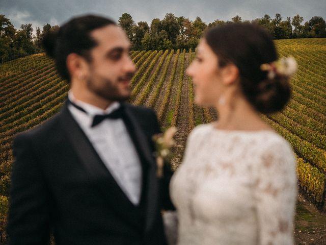 Il matrimonio di Agnese e Tommaso a Monteriggioni, Siena 96