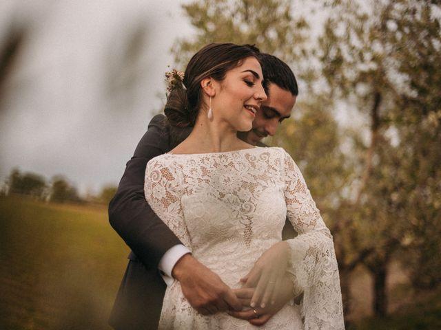 Il matrimonio di Agnese e Tommaso a Monteriggioni, Siena 1