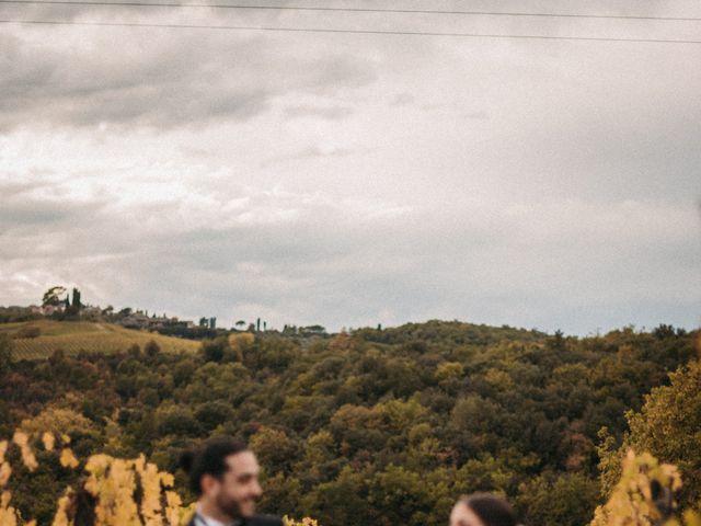 Il matrimonio di Agnese e Tommaso a Monteriggioni, Siena 105