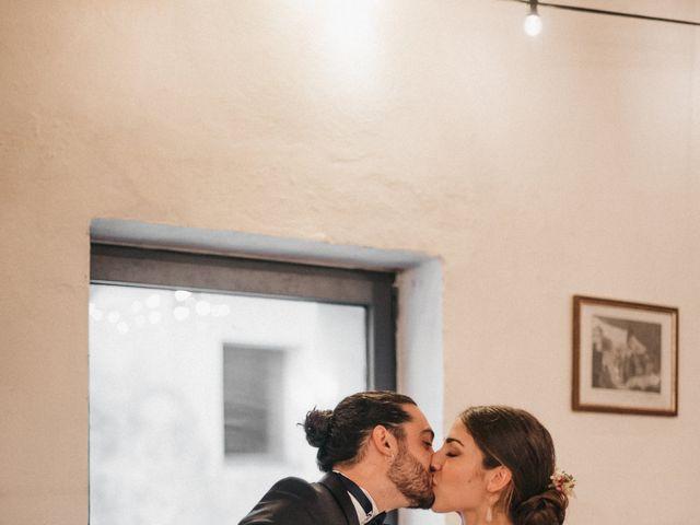 Il matrimonio di Agnese e Tommaso a Monteriggioni, Siena 114