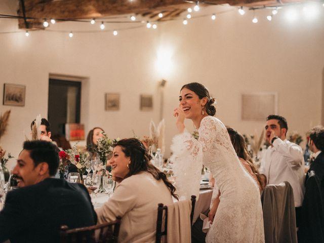 Il matrimonio di Agnese e Tommaso a Monteriggioni, Siena 117