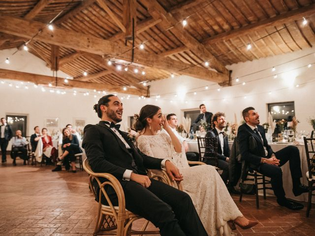 Il matrimonio di Agnese e Tommaso a Monteriggioni, Siena 119