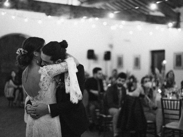 Il matrimonio di Agnese e Tommaso a Monteriggioni, Siena 131