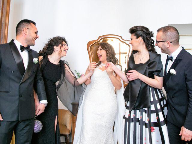 Il matrimonio di Sebastiano e Francesca a Laterza, Taranto 11