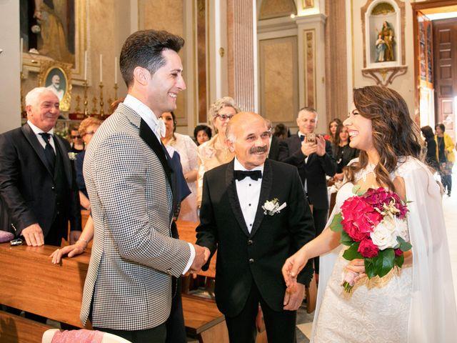 Il matrimonio di Sebastiano e Francesca a Laterza, Taranto 16