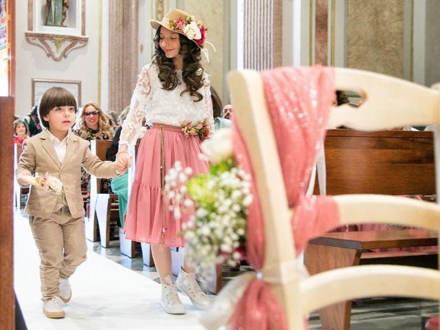 Il matrimonio di Sebastiano e Francesca a Laterza, Taranto 19