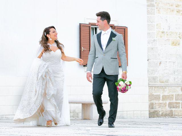 Il matrimonio di Sebastiano e Francesca a Laterza, Taranto 22