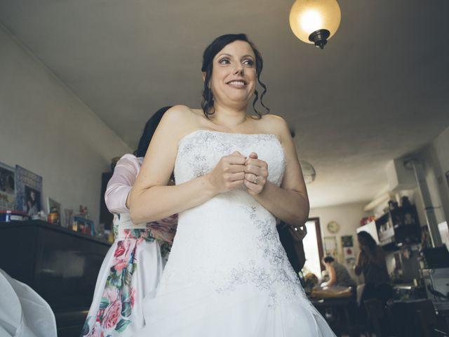 Il matrimonio di Stefano e Cristina a Ranco, Varese 6