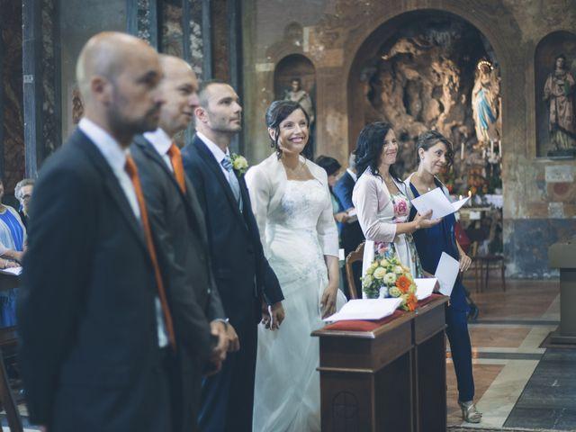 Il matrimonio di Stefano e Cristina a Ranco, Varese 7