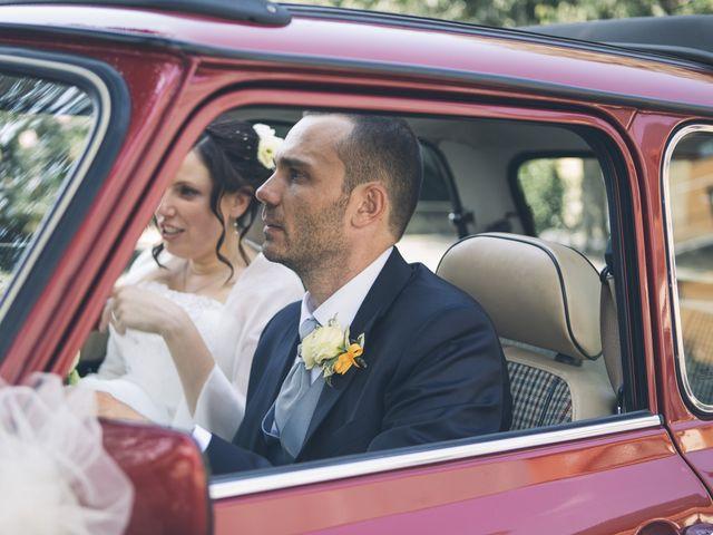 Il matrimonio di Stefano e Cristina a Ranco, Varese 10